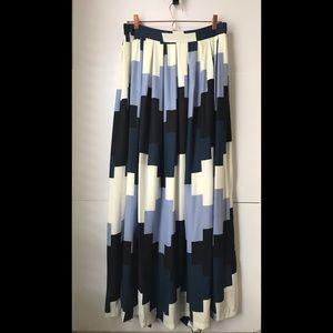 Silk Elizabeth McKay Skirt